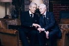 Actors Ian McKellen and Derek Jacobi have known each other for 50 years.