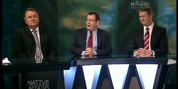 Labour's direction seems set whether Shane Jones (from left), Grant Robertson or David Cunliffe becomes party leader.