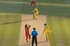 Aaron Finch blasted the highest ever individual score in a Twenty20 international today. Video / Youtube: halamadridviscabarca7