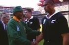 Jonah Lomu is about to hit the big screen on a new documentary called 'Anger Within'Jonah Lomu: The outstanding story of a rugby legend, produced by French filmmaker Tobiasz Bartold and being released later this year worldwide.