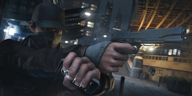 Watch Dogs is being made into a movie.