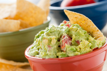 Guacamole and chips.Photo / Thinkstock