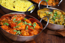 Indian curries.Photo / Thinkstock