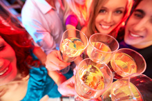 There are plenty of pics on Facebook of people boozing.Photo / Thinkstock