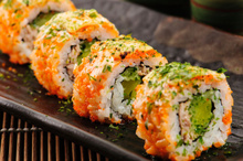 Sushi roll.Photo / Thinkstock