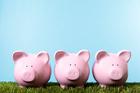 Cash deposits have come a long way since piggy banks. Photo / Thinkstock