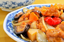 Sweet and sour pork.Photo / Thinkstock