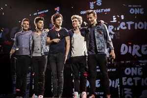 One Direction's documentary  One Direction: This is Us  is on target to be a commercial hit for Sony.
