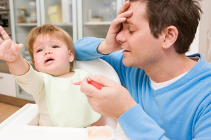 Having a new baby is not all roses.Photo / Thinkstock