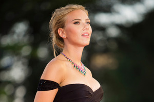 Scarlett Johansson has confirmed that she is engaged to French journalist Romain Dauriac. Photo / AP