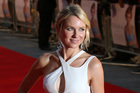 Naomi Watts has defended the film Diana - but stormed out of an interview when the questions got too tough. Photo / AP