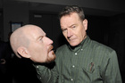 Bryan Cranston says rumours he's been cast as Lex Luthor in the next Superman movie are 'news to me'.  Photo / AP