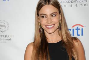 Sofia Vergara is the wealthiest actress on television, according to Forbes. Photo / AP