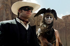 The Lone Ranger was one of several box office flops in Hollywood this year. Photo / AP