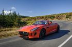 2013 Jaguar F Type V8S. Photo / Ted Baghurst