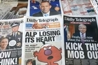 Rupert Murdoch's clout in Britain and the United States might have diminished, but in Australia he dominates the media landscape, playing a prominent role in undermining Kevin Rudd's dream of retaining power, analysts say.
