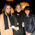Rachel Easting and Anjali Stewart of Twenty-seven Names have spent the week selling their winter 2014 to buyers. They came to the Salasai show with fellow designer and friend Juliette Hogan (centre).