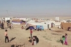 The refugee camp of Domiz in northern Iraq is currently home to more than 45,000 Syrian refugees. In August, tens of thousands of Syrian refugees crossed into Iraq's Kurdish region, leading to the creation of a new camp at Kawargosk, near Erbil.