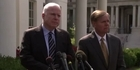 Watch: Obama Talks Syria With McCain