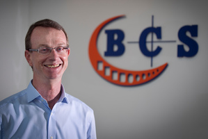 Marc Michel says BCS decided to focus on a few selected markets. Photo / Natalie Slade