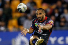 Thomas Leuluai. Photo / Richard Robinson.