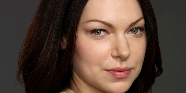 Laura Prepon says her character Alex scared her at first.