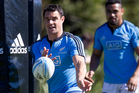 Dan Carter will be looking for a strong game against Argentina after missing the two recent tests against Australia. Photo / Christine Cornege