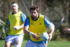 All Black forward Sam Whitelock says getting all areas perfect is the answer to winning the lineout against Argentina in Hamilton on Saturday night. Photo / Christine Cornege