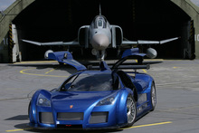 Gumpert Apollo Photo / Supplied