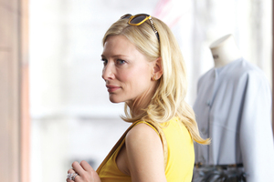 Cate Blanchett does a great performance in Blue Jasmine.