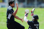 Consistent performances from Ish Sodhi have pushed him to the forefront of selectors' minds. Photo / Getty Images