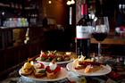 A selection of tapas at Pintxos. Photo / Natalie Slade