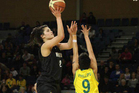 Penina Davidson was last year named basketball's ASB Young Sportsperson of the Year.