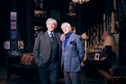 Sir Ian McKellen and Sir Derek Jacobi camp it up dreadfully in Vicious.