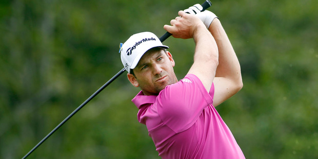 Sergio Garcia is not a regular at the second FedEx Cup playoff event. Photo / AP