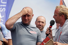 Luna Rossa skipper Max Sirena said the on-going drama is certain to be impacting on the team dynamic. Photo / AP