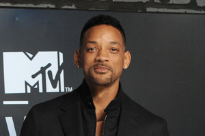 Will Smith. Photo / AP