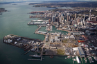 Auckland's Wynyard Quarter is a preferred location for a possible race village.  Photo / Richard Robinson