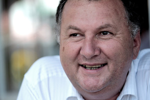 One of the three Labour Party leader contenders Shane Jones. Photo / Doug Sherring