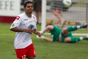 Roy Krishna. Photo / Brett Phibbs