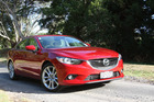 The Mazda6 is a favourite in our Car of the Year discussions. Photo / Supplied