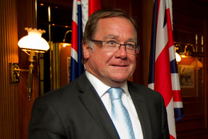 Foreign Minister Murray McCully says New Zealand has made no such statement. Photo / Marty Melville
