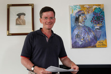 Arts, Culture and Heritage Minister Chris Finlayson. Photo / NZ Herald