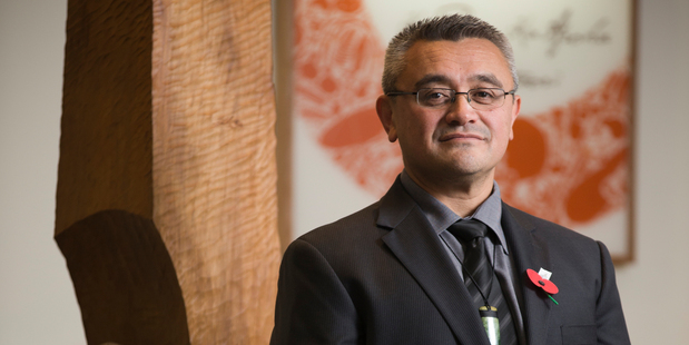 Paora Maxwell is replacing Jim Mather who is to become chief executive of the education body Te Wananga o Aotearoa. Photo / Greg Bowker