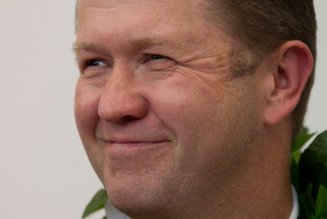 David Cunliffe. Photo / Brett Phibbs