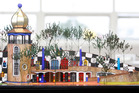 The proposed Hundertwasser Art Centre.