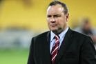Auckland coach Wayne Pivac. Photo / NZPA