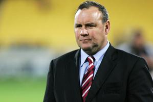Auckland coach Wayne Pivac. Photo / NZPA