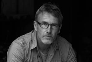 NZ writer Carl Nixon.