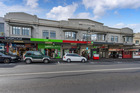 The M. Bray & Co building, part of the Onehunga Mall, constructed in 1906, is being offered for sale,